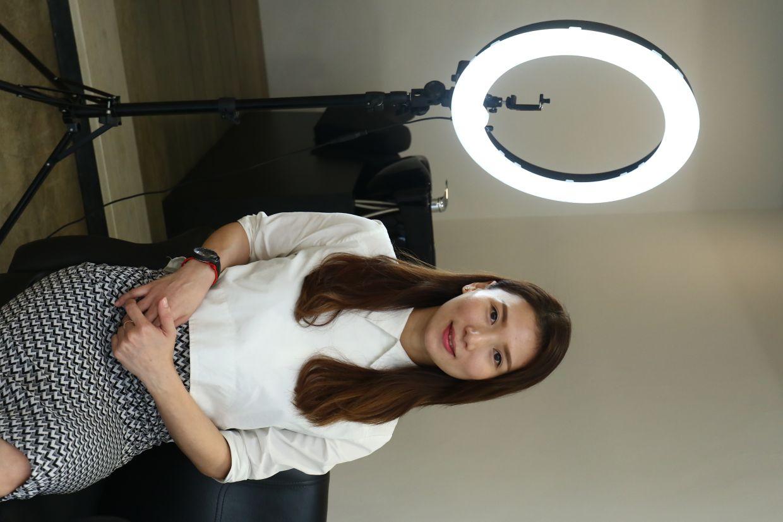 11 Scissors Paper Stone Hair Studio director Evian Teh —  FAIHAN GHANI/The Star