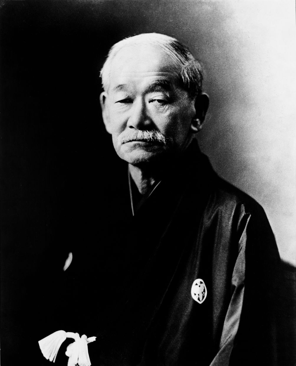 Judo's founder Jigoro Kano is said to be ahead of his time by empowering women to take up the sport. Photo: Wikimedia Commons