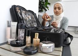 Makeup artist finding lots of joy in the kitchen
