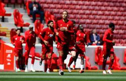 Liverpool to lift Premier League trophy in ceremony on the Kop