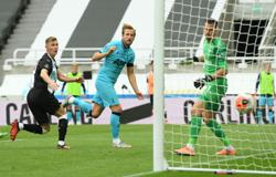 Kane goes past 200 club goals as Spurs win at Newcastle