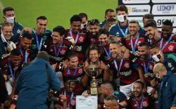 Flamengo win Rio de Janeiro state championship