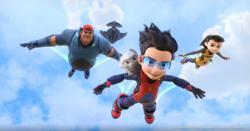 Malaysian animation hit 'Ejen Ali' to be screened at Asean FilmWeek 2020