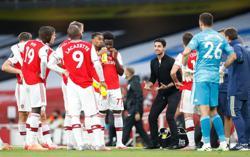 Rebuilding Arsenal a 'massive job', says Arteta