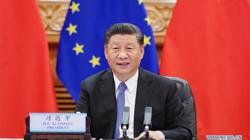 Xi voices confidence in China's economy, vows wider opening-up