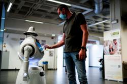 Productivity? Entertainment? How visions of robots differ around the world