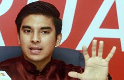 Syed Saddiq called by MACC in probe over missing RM250k