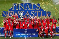 Rugby-Champions Cup to resume with quarter-finals in September