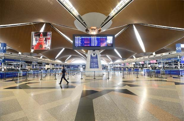 MAHB said in a filing with Bursa Malaysia that its total network of airports, including the Istanbul Sabiha Gökçen International Airport in Turkey, registered 954,000 passengers, a 92.1% decline as compared to 12.14 million passengers in June last year.