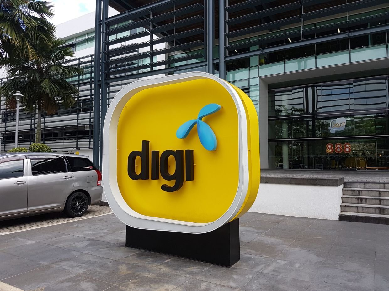 Loh said this collaboration would enable Digi to connect an additional three million households with fibre Internet services. — LEE KAH LENG/The Star