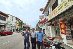 Do more for Chulia Street, urges MCA