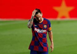 After Messi tirade, what now for broken Barcelona?