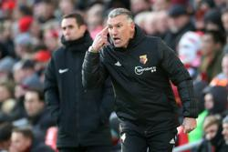 Watford part company with manager Pearson - statement