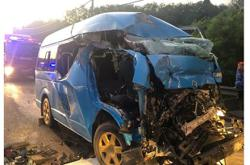 One killed, four others critically hurt in Baling accident