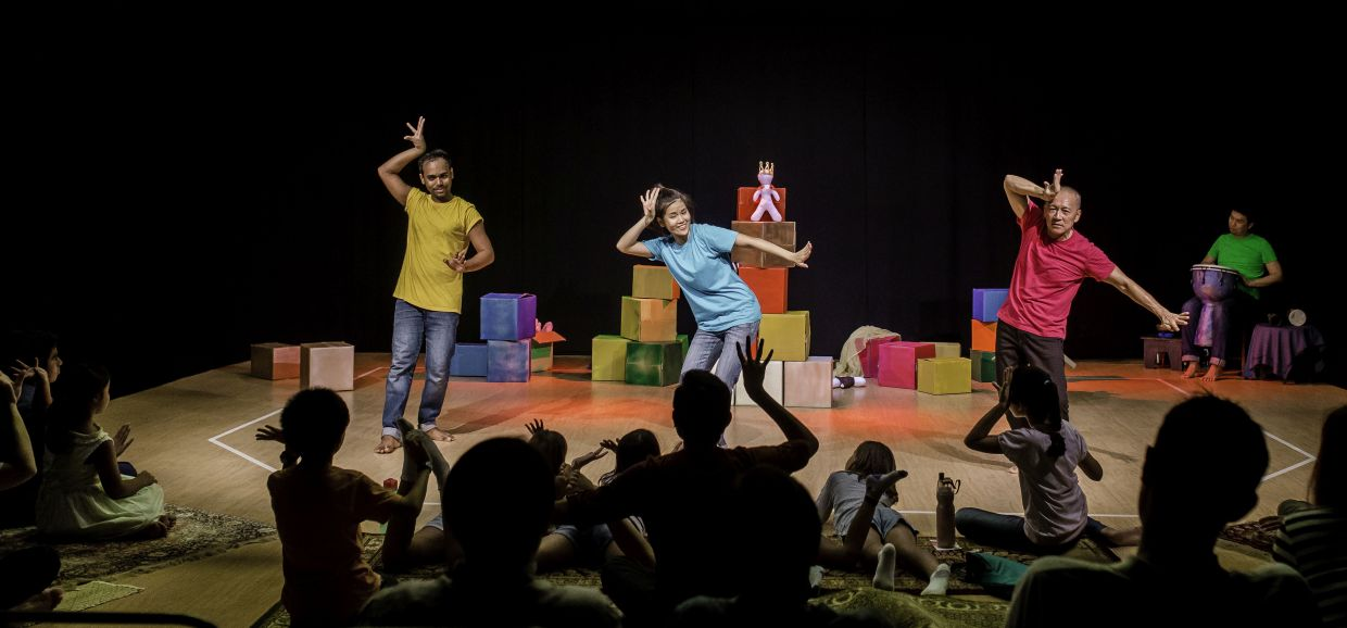 'Shakespeare Demystified: McBeth' by KL Shakespeare Players.