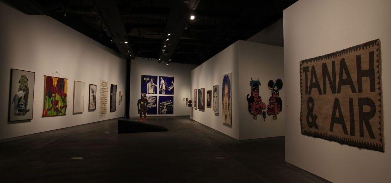 'Pollination Organisation' exhibition at Ilham Gallery.