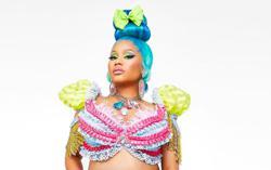 Rapper Nicki Minaj pregnant with first child