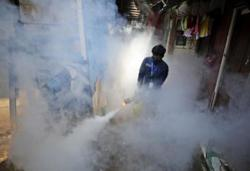 Dengue fever cases in Laos rise to 3,422
