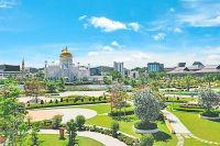 Brunei capital is 63rd most expensive city in the world
