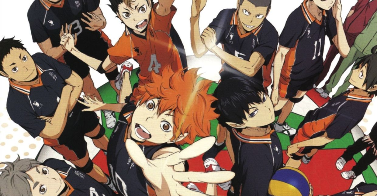 Discover Haikyu!! - The Volleyball Anime Show