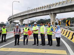 New access road to NKVE opens