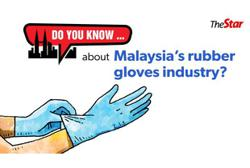 Do you know ... about Malaysia's rubber gloves industry?