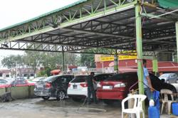 MB comes to the rescue of family living in car wash place