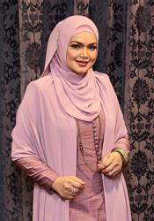 Siti Nurhaliza eager to have second child