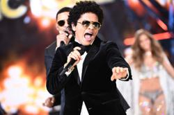Singer Bruno Mars marks 10 years of 'Just The Way You Are'