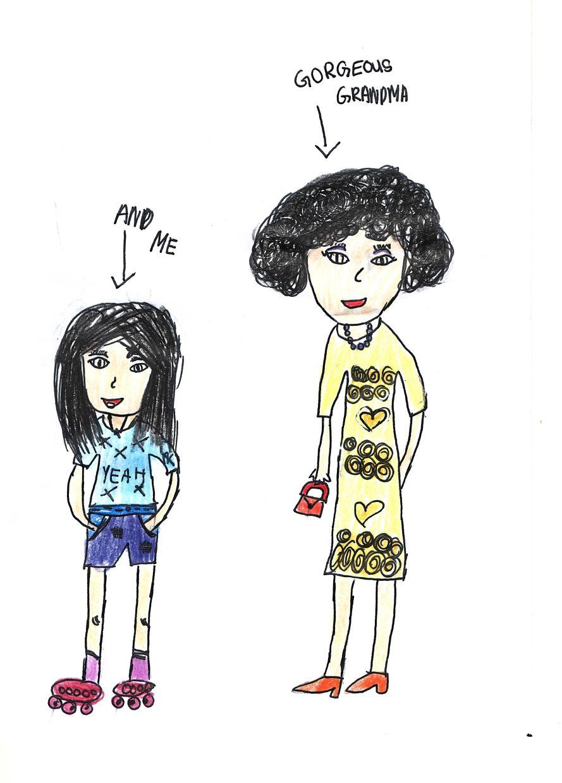 Chia Yee Fern , 9