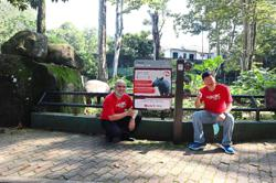Bank donates RM40,000 to save tapirs