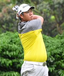 Olympics no longer a pipe dream for golfer Kim