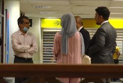 Vivy Yusof's sister claims trial to CBT charge