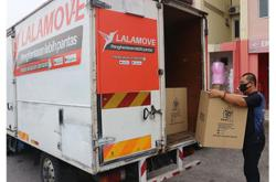 Lalamove same-day interstate delivery