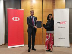 HSBC Malaysia, MDEC inks MoU to drive digital leap for businesses in Malaysia