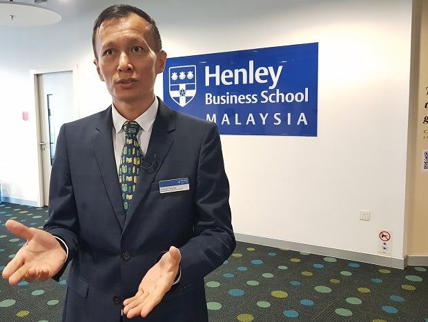 UoRM Henley Business School Head, Professor Teck Yong Eng said that there were only a handful of institutions in Malaysia that offered real estate as a professional degree.