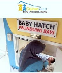 NGO defends baby hatches