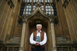 Philip Pullman to publish 'His Dark Materials' sequel in October