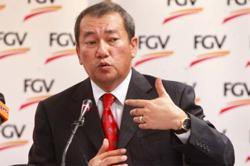 Azhar's tenure at FGV extended