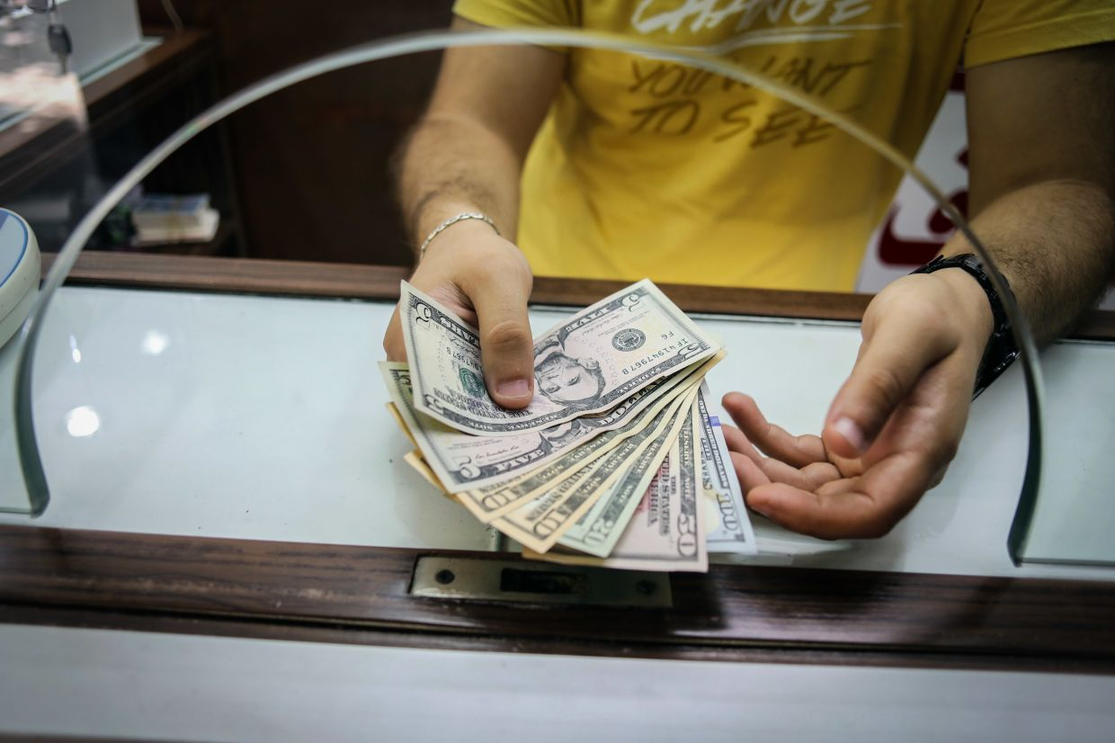 Lebanon'seconomic unravelingis beginning to slip out of control as its currency declined, threatening to drag the nation into a hyperinflation spiral.– Bloomberg