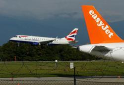 EasyJet and British Airways plan to continue UK-Spain flights