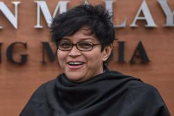 Azalina to let court decide on lawsuit over appointment