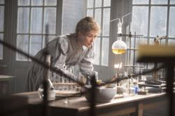 How costume designer Consolata Boyle styled Marie Curie for 'Radioactive'