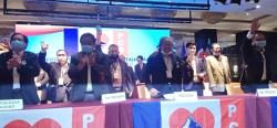 Anifah takes over as Parti Cinta Sabah president