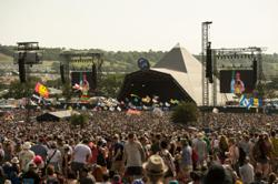 In Britain, music festivals hold their own exhibitions amidst the pandemic