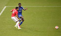 Fernandes, Lingard score as Man United sink Leicester to seal third place