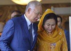 Najib, Rosmah inspected over 400 watches, 300 handbags on Saturday (July 25)