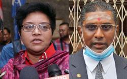 Azalina issues ultimatum against defiant Rayer during parliamentary debate