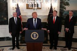 Trump security adviser Robert O'Brien tests positive for coronavirus