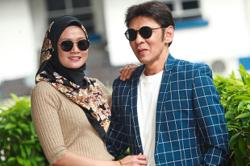 Jamal Abdillah can't wait to be a dad again